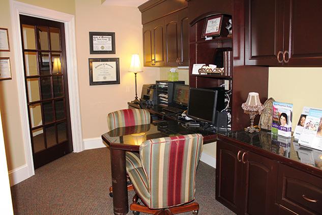 Private Consult Room